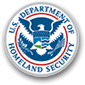 Departement of Homeland Security Logo Relating to Chemical Assesments