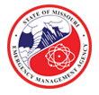 State of Missouri Emergency Management Agency Logo as it relates to Missouri Emergency Response Commission (MERC)